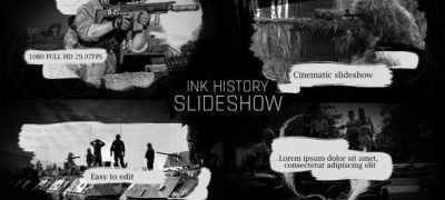 Ink History Slideshow