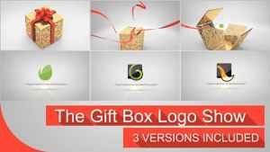 The Gift Box Logo