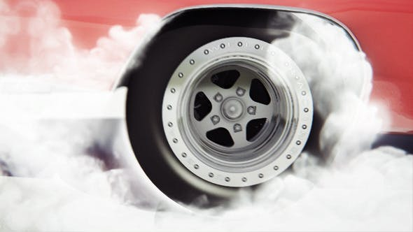 Download Car Burnout – FREE Videohive