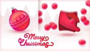 16 Christmas Toys Logo Openers