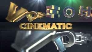 Cinematic Logo Text Reveal