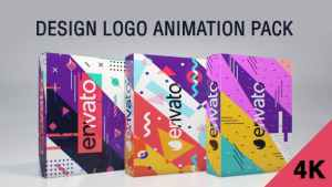 Design Logo Animation Pack