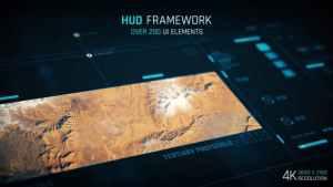 HUD - Framework