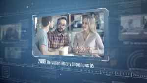 The Motion History Slideshows