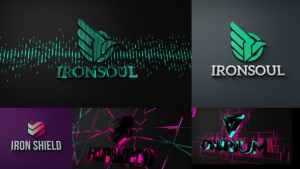 Projection Mapping | Logo Reveal Pack