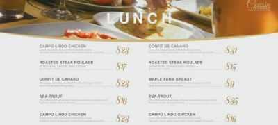 Restaurant Presentation Kit