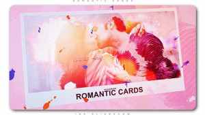 Romantic Cards Ink Slideshow