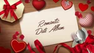 Romantic Date Album