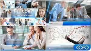 Simple Corporate Slideshow