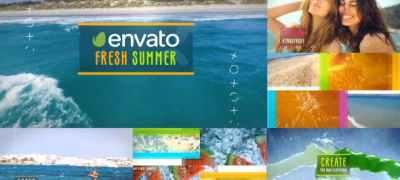 Stylish Summer Slideshow