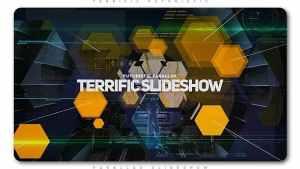 Terrific Futuristic Slideshow