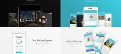 The7 - App Presentation Kit