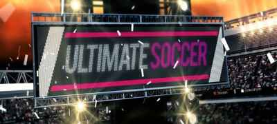 Ultimate Soccer Broadcast Pack