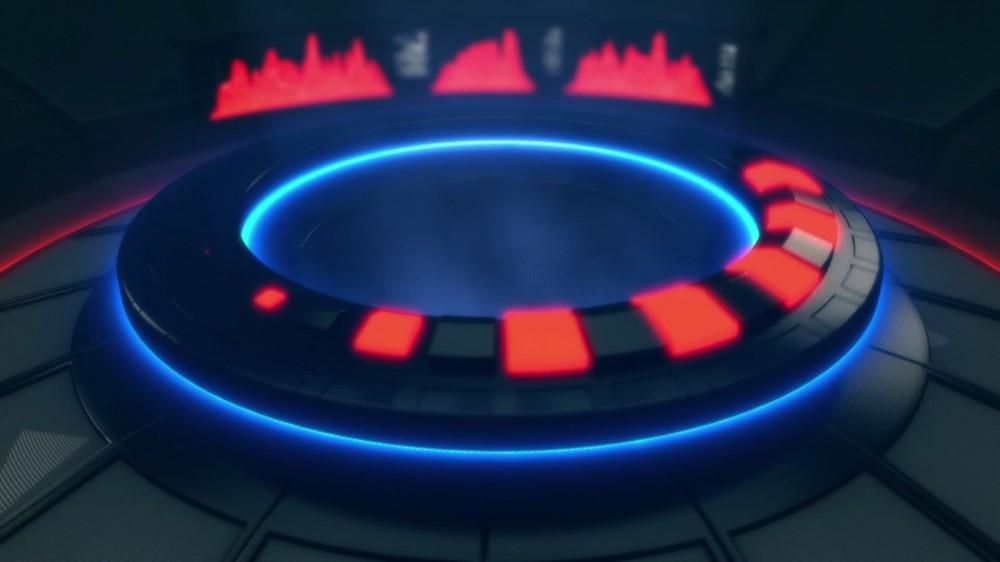 Accelerator – High Tech Logo Reveal