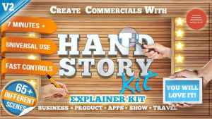 Hand Explainer | App Commercial Advertising