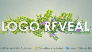 Nature Logo Reveal