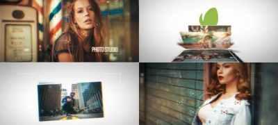 Dynamic Photo Slideshow Intros