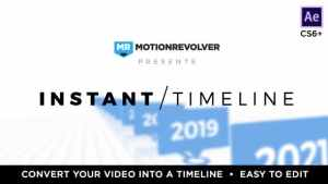 Instant Corporate Timeline