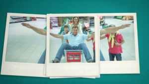Polaroid Stop Motion