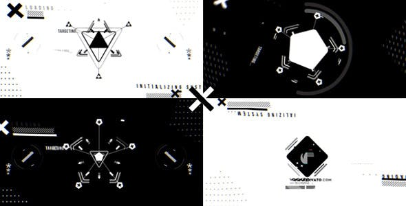 Download The X Logo Reveal – FREE Videohive