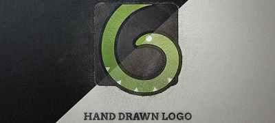 Hand Drawn Sketch Logo