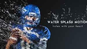 Water Splash Motion