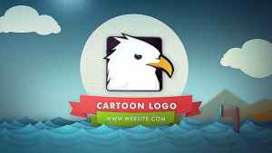 Cartoon Logo Reveal