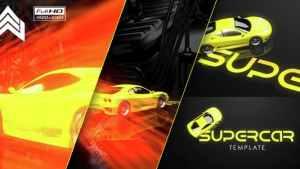 Supercar Logo