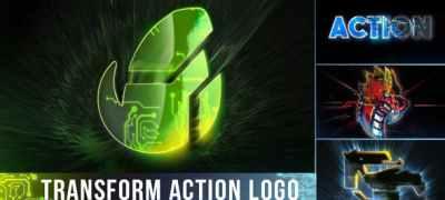 Transforming Technology Logo