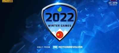 2022 Winter Games - Beijing China