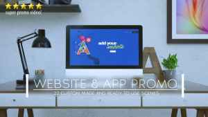 Website and App Promo