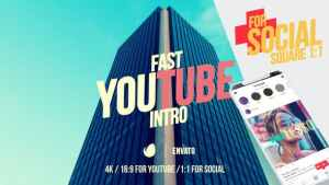 Youtube Fast Intro 4