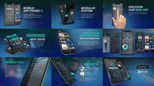 App Promo Kit X