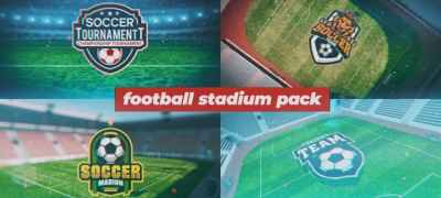 Football Stadium Package