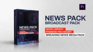 News Library - Broadcast Pack