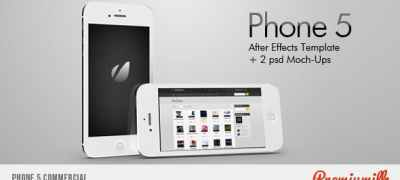 Phone 5 Commercial