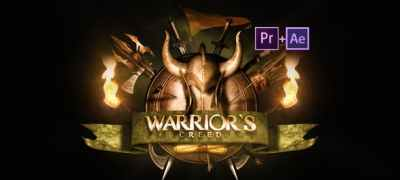 Epic Warrior Logo