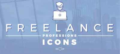 Freelance Professions Icons
