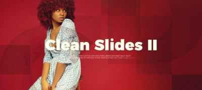 Upbeat Clean Slides II