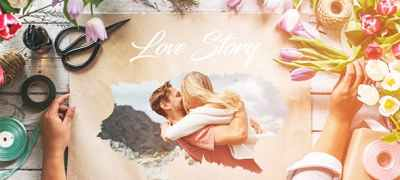 Love Story Slideshow