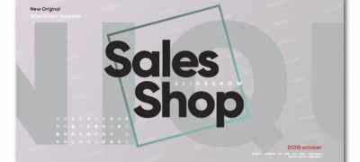 Sales Shop Clean Slideshow