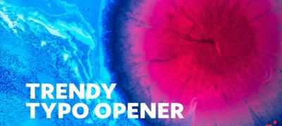 Trendy Typo Opener