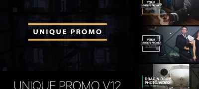Unique Promo v12 | Corporate Presentation