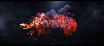 Fire Logo Intro