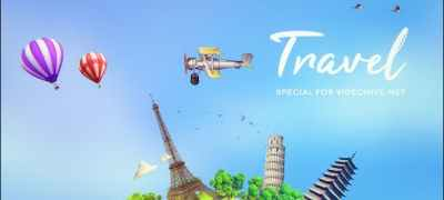 Travel | After Effects Template