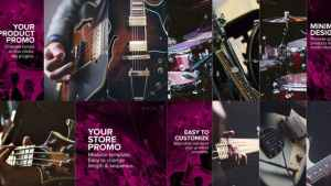 Upbeat Store or Product Promo