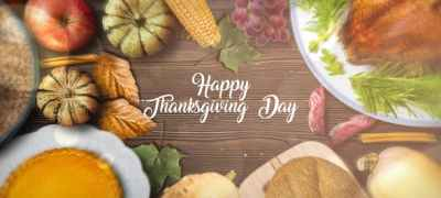 Thanksgiving Special Promo