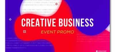 Creative Business Event Promotion