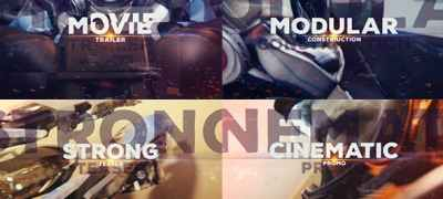 Epic Glitch Trailer