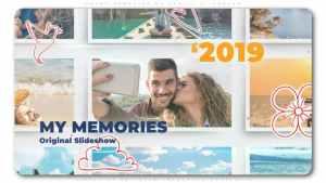 Happy Memories My Family Slideshow